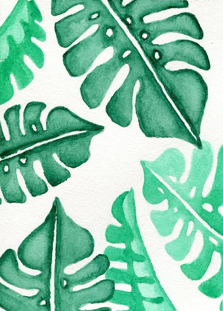 Monstera Jungle - image 2 - student project
