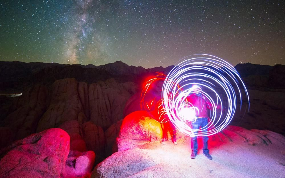 Example Project: Alabama Hills, California - Ian Norman - image 5 - student project