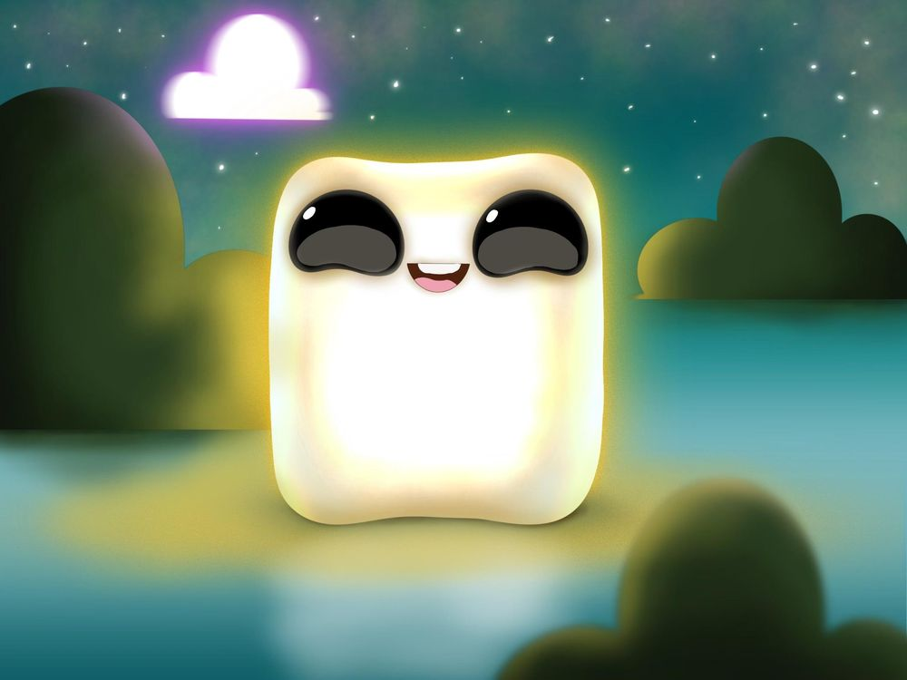 Marshmallow - image 1 - student project