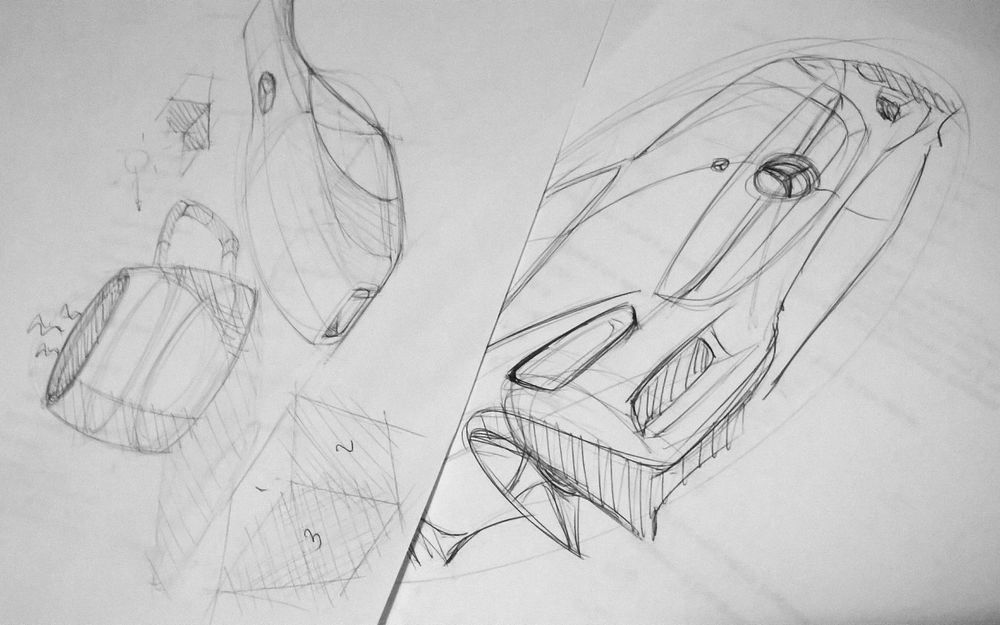 Back to Sketching! - image 1 - student project