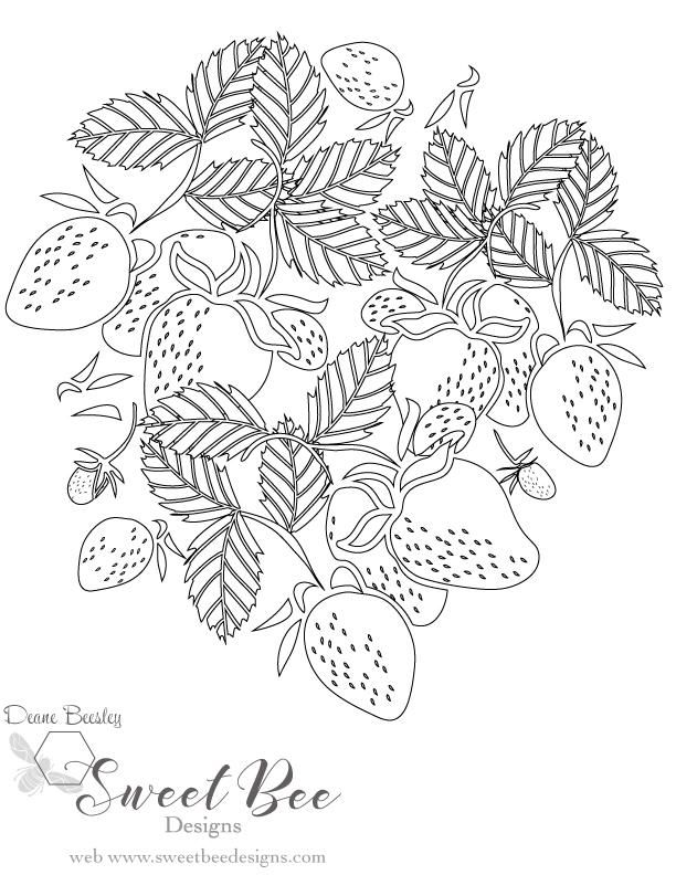 COLORING BOOK - image 1 - student project