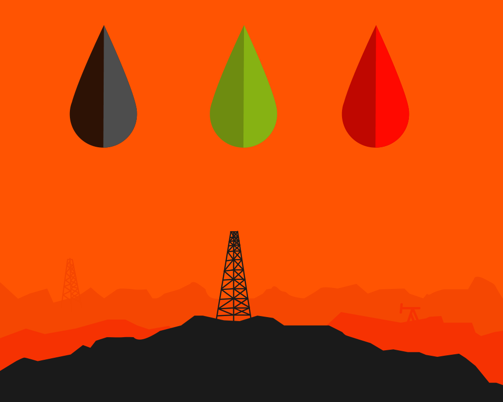 There Will Be Blood - image 3 - student project