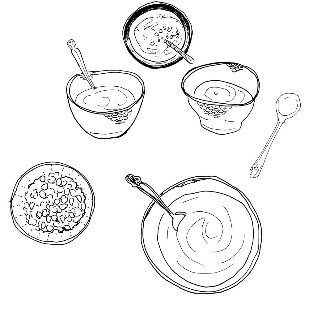 Veloute Pumpkin Soup - image 5 - student project