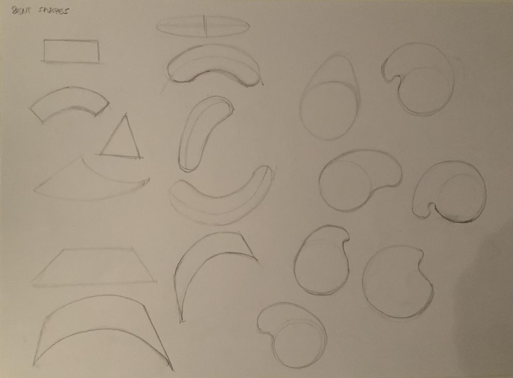 Basic skills / Getting started with drawing - exercises - image 2 - student project