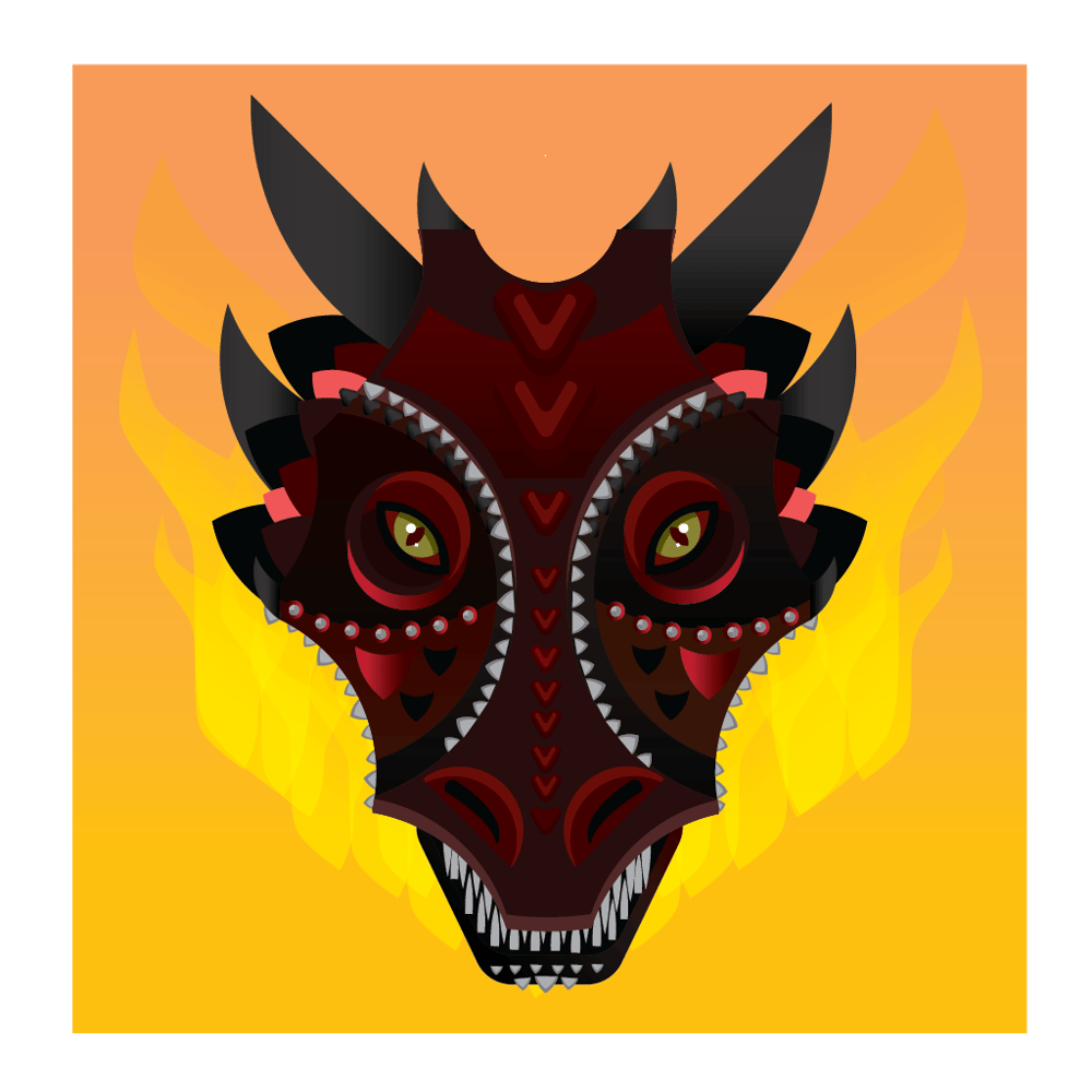Dragon - image 1 - student project