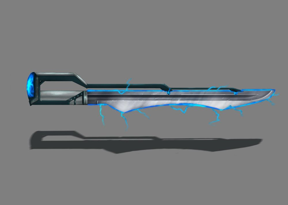 E-Sword - image 1 - student project