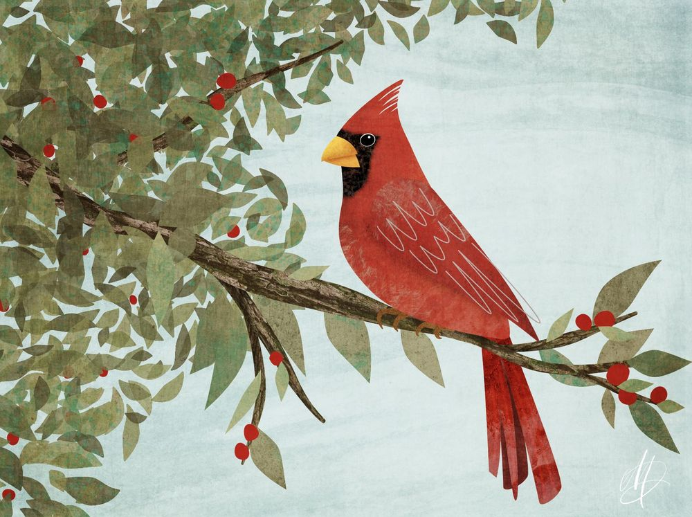 Textured birds - image 3 - student project