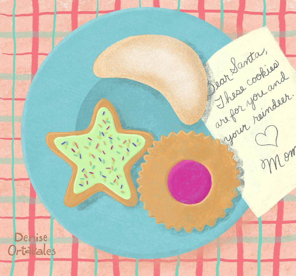 Cookies for Santa - image 1 - student project