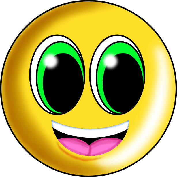 Basic Smiley Face - image 1 - student project