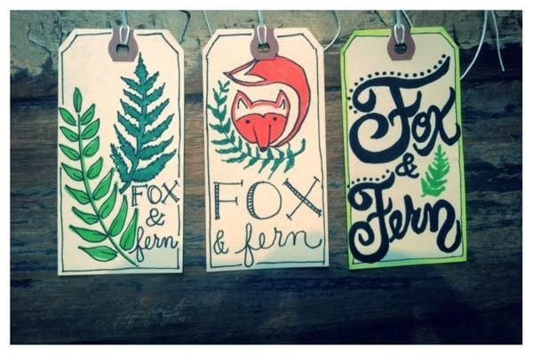 Fox+Fern Terrariums - image 4 - student project