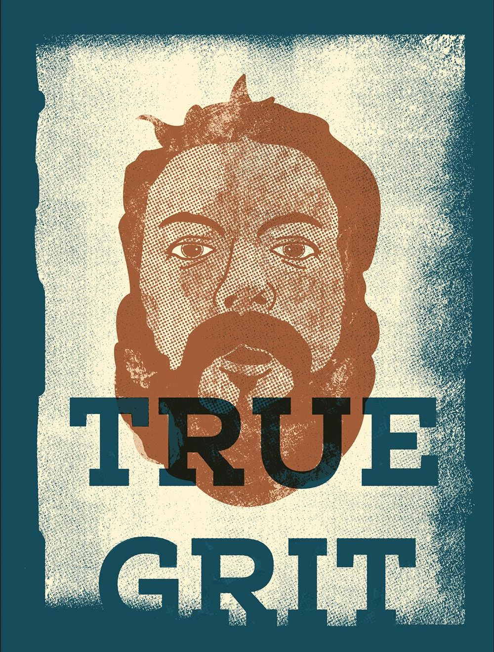 True Grit Poster - image 7 - student project