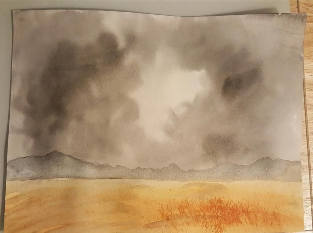 My Stormy Weather - image 1 - student project