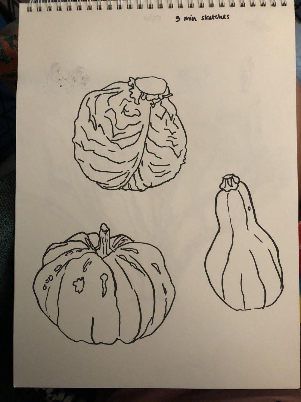 Veggies - image 1 - student project