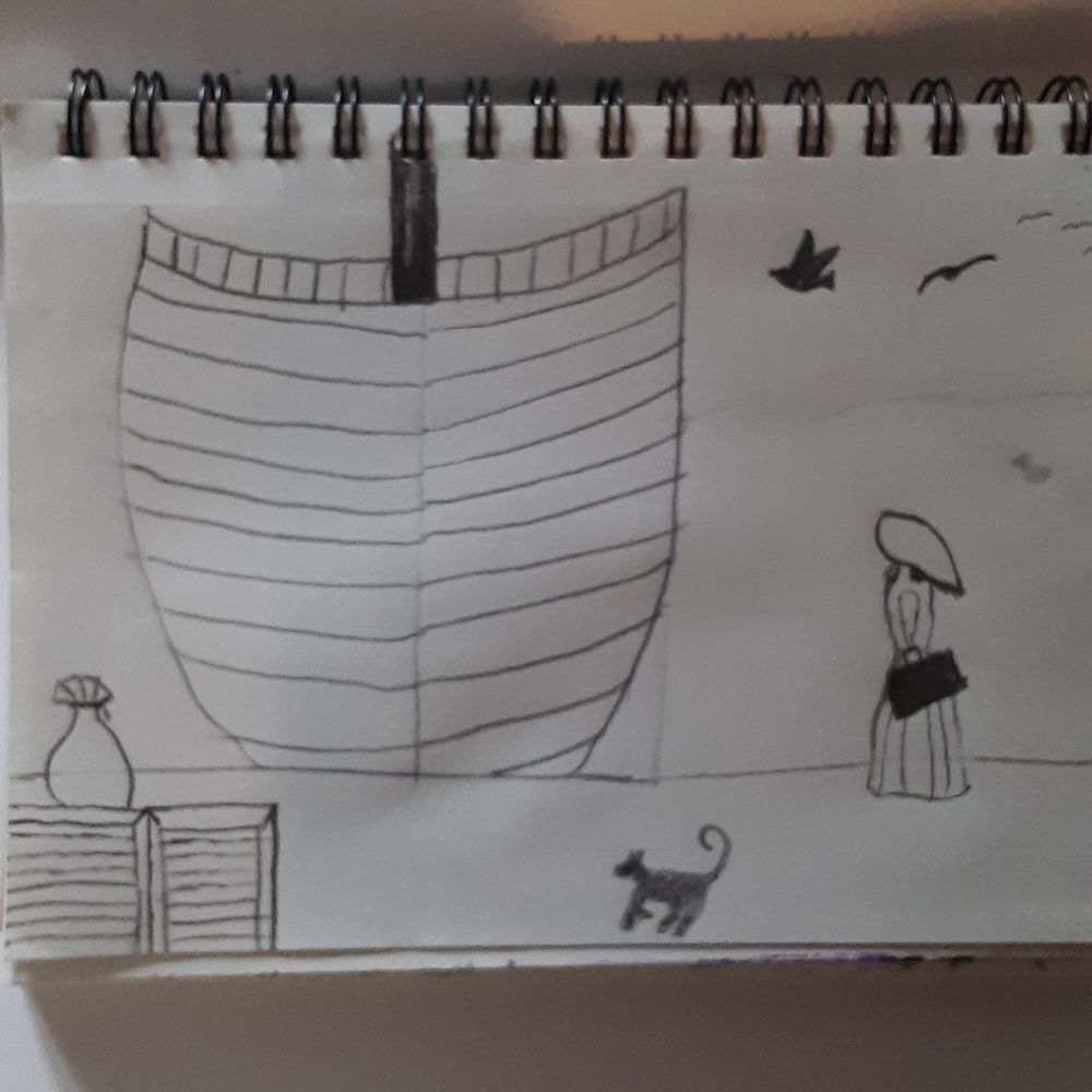 A Noob's Attempt at a 14 Day Drawing Challange - image 1 - student project