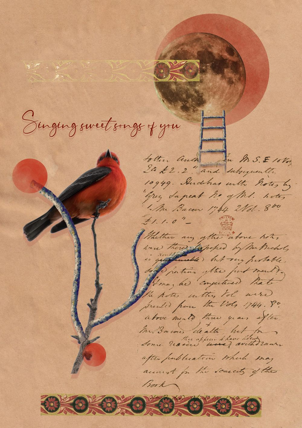 Sweet Songs - image 1 - student project