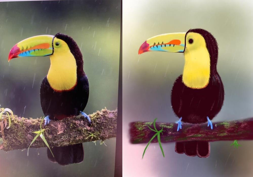 Upside-Down & Shape-Method - image 2 - student project