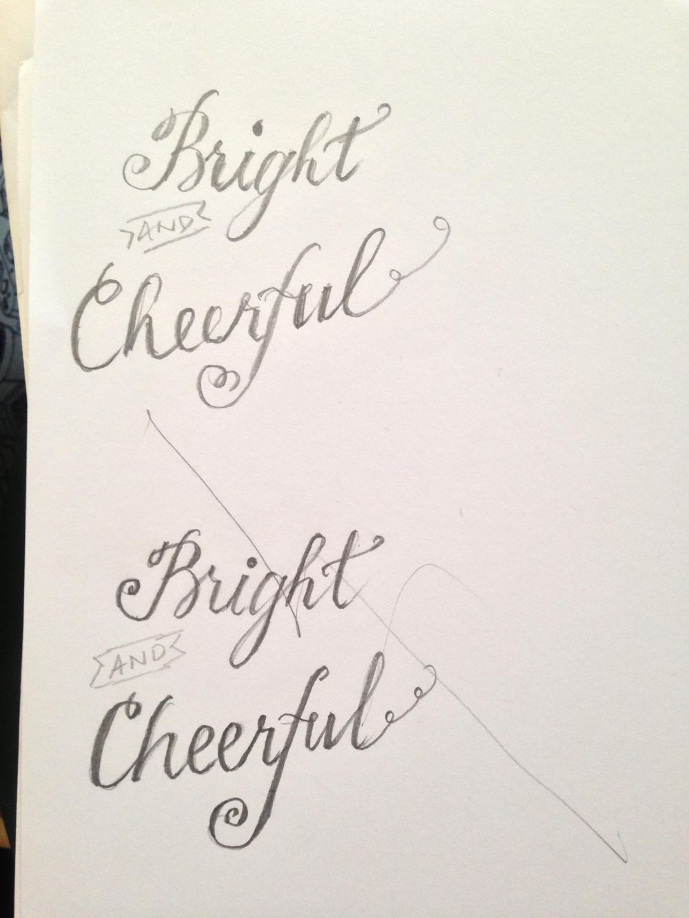 Bright and Cheerful - image 1 - student project