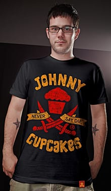 Johnny Cupcakes Brand Study - image 10 - student project