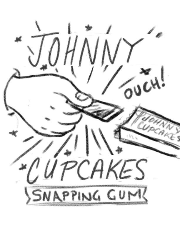 Johnny Cupcakes Brand Study - image 4 - student project