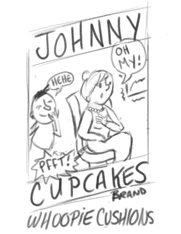 Johnny Cupcakes Brand Study - image 1 - student project