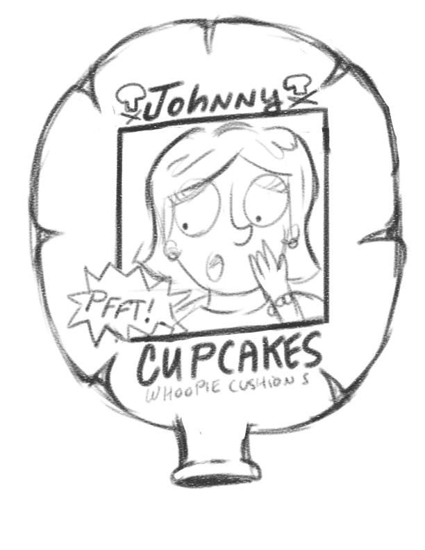 Johnny Cupcakes Brand Study - image 3 - student project