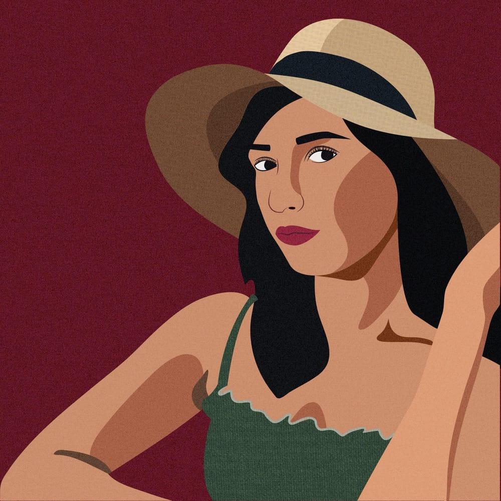 Portrait of a Friend - image 1 - student project