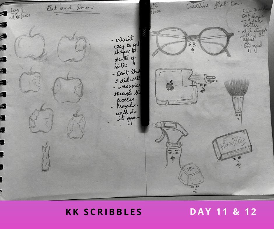 KK Scribbling - image 8 - student project