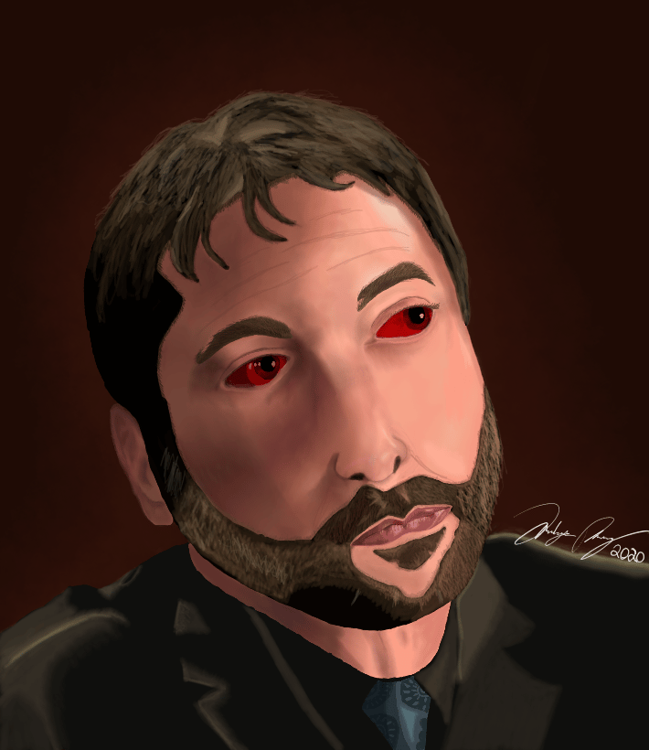 Mark Sheppard - image 2 - student project