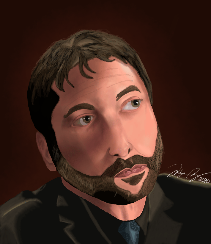 Mark Sheppard - image 1 - student project