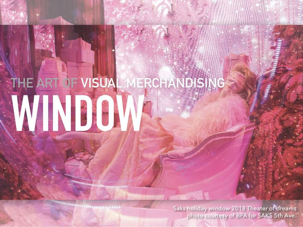 Discover the art of Window Display - image 1 - student project