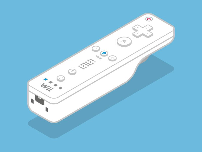 Wii Remote Controller - image 1 - student project