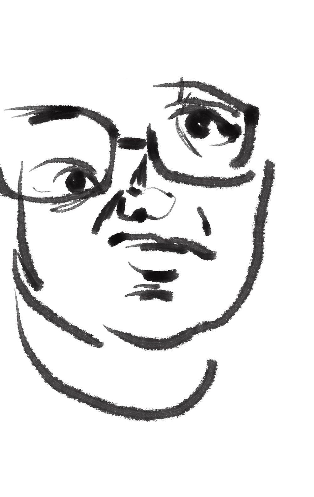 Self Portraits - image 4 - student project