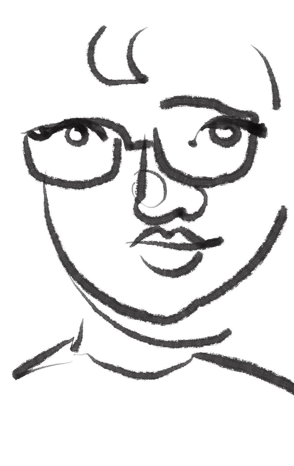 Self Portraits - image 3 - student project