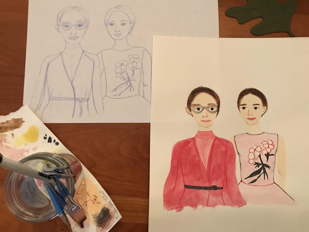 Studio Self Portrait - image 1 - student project