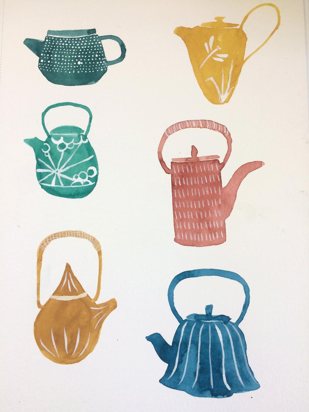 so many nice vases on pinterest... - image 1 - student project