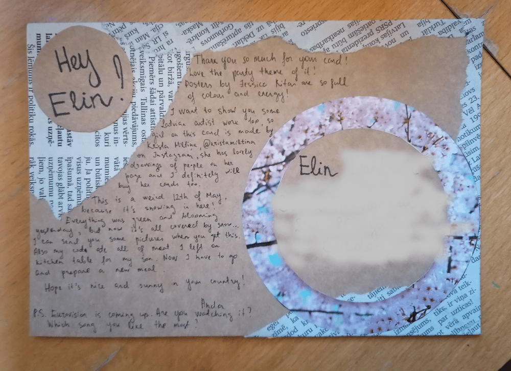 Snail mail revolution - image 3 - student project