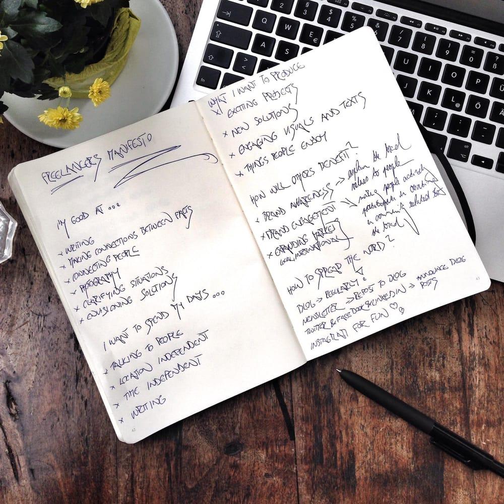 Freelancer's Manifesto of a Community Strategist  - image 1 - student project