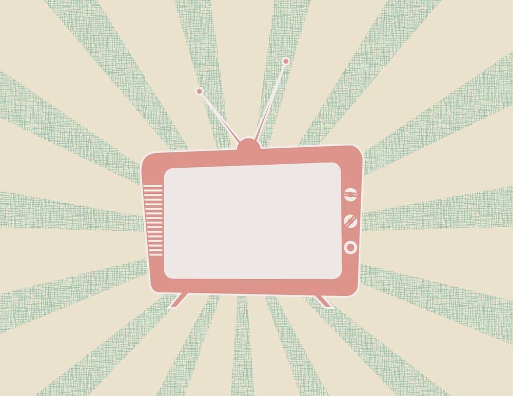 Retro TV - image 1 - student project