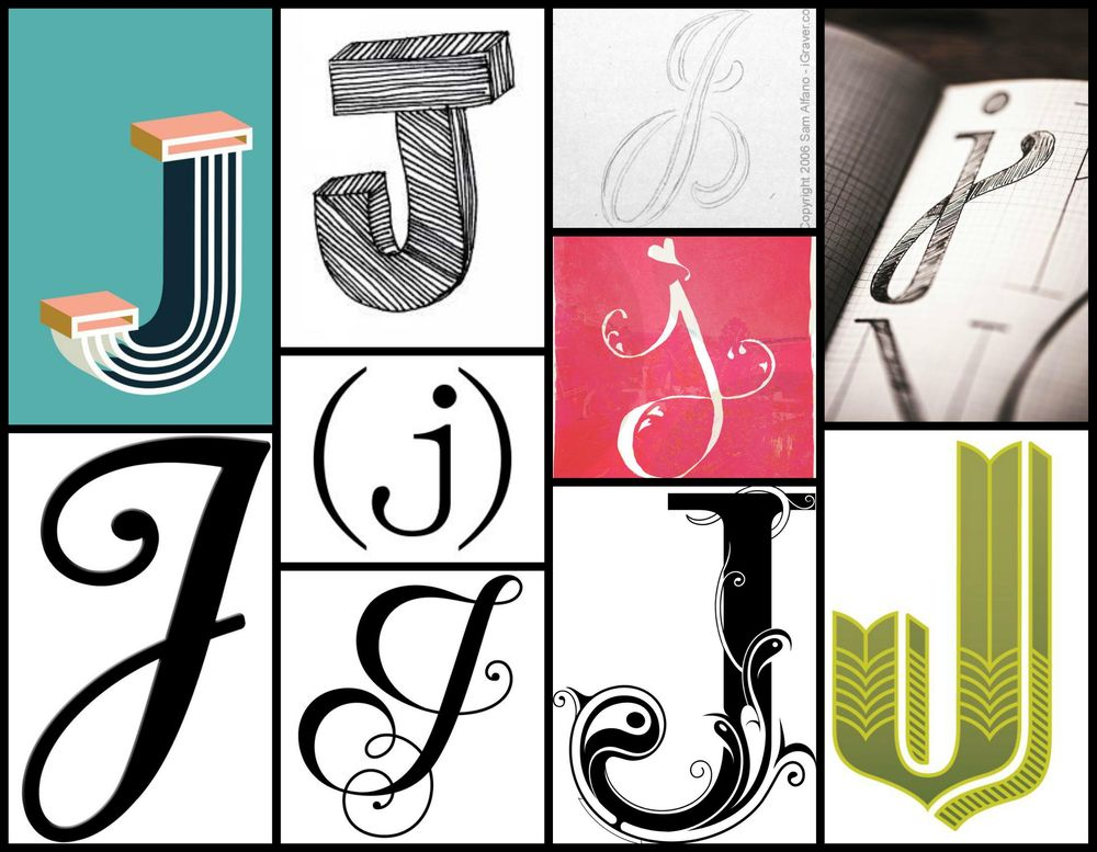Anniversary Monogram JKD - image 1 - student project