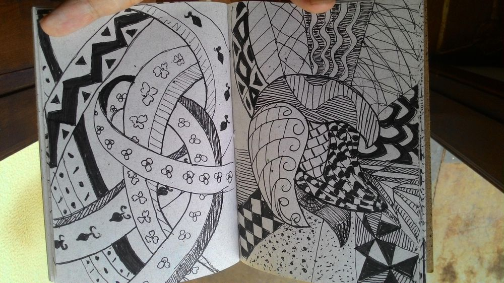 Some doodles - image 4 - student project