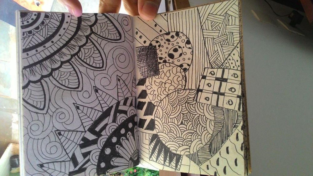 Some doodles - image 5 - student project