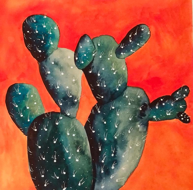 Cactus! Cactus! Cactus! - image 1 - student project