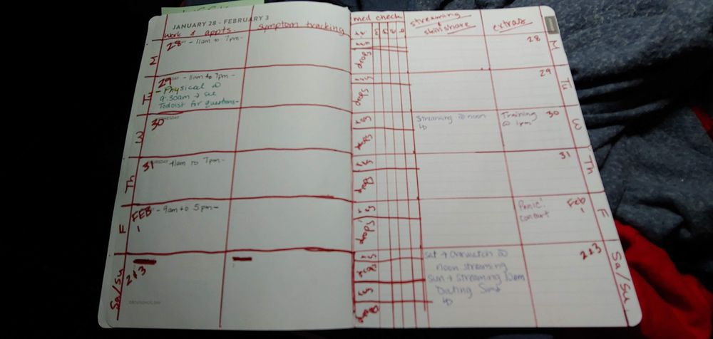 PreMade Planner Journal - image 5 - student project