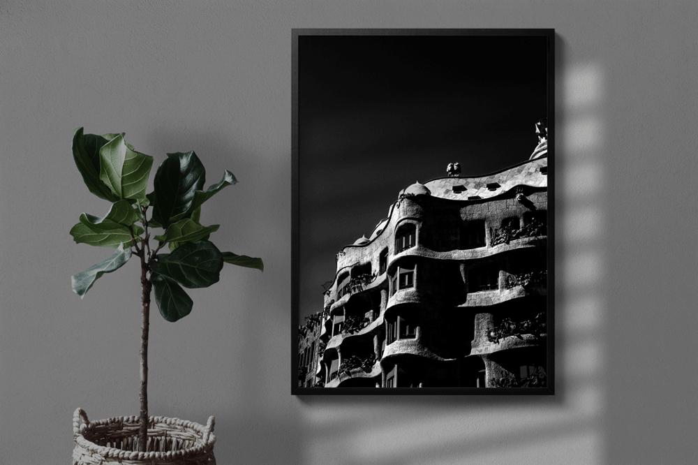 Casa Milà - image 1 - student project