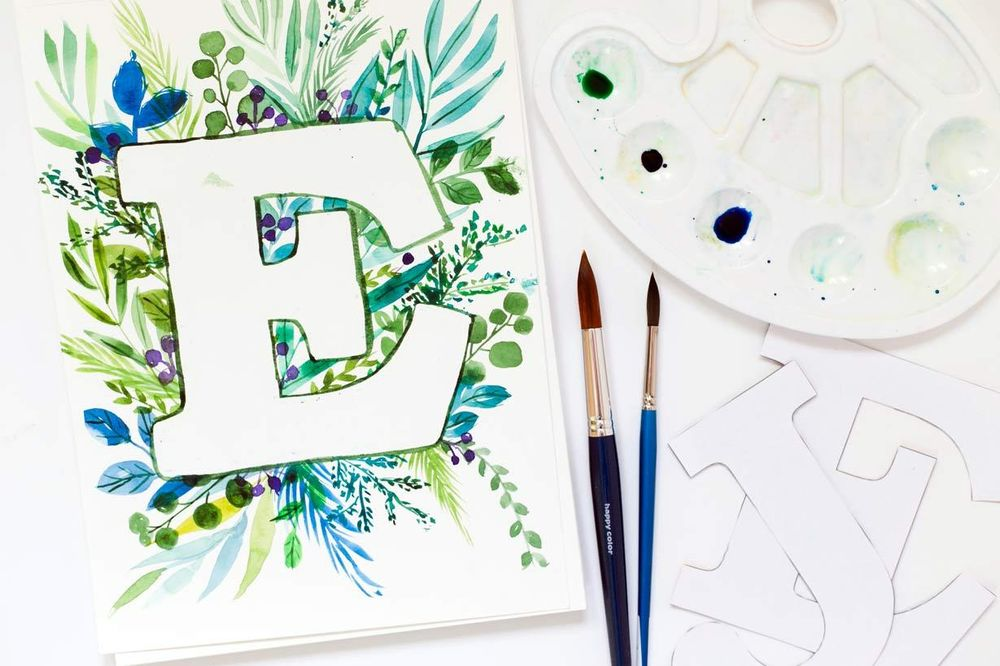My first letters - image 4 - student project
