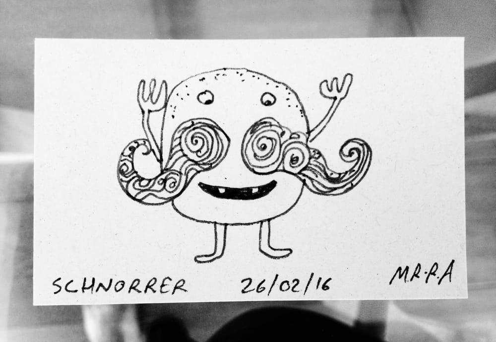 My 10+ random doodles!! - image 10 - student project