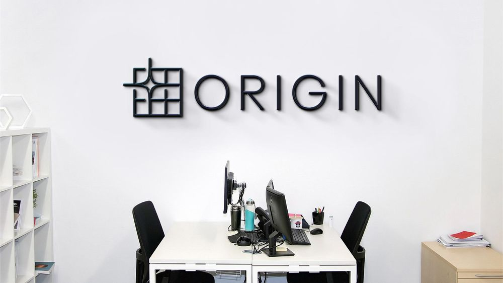 Origin Logo - image 7 - student project