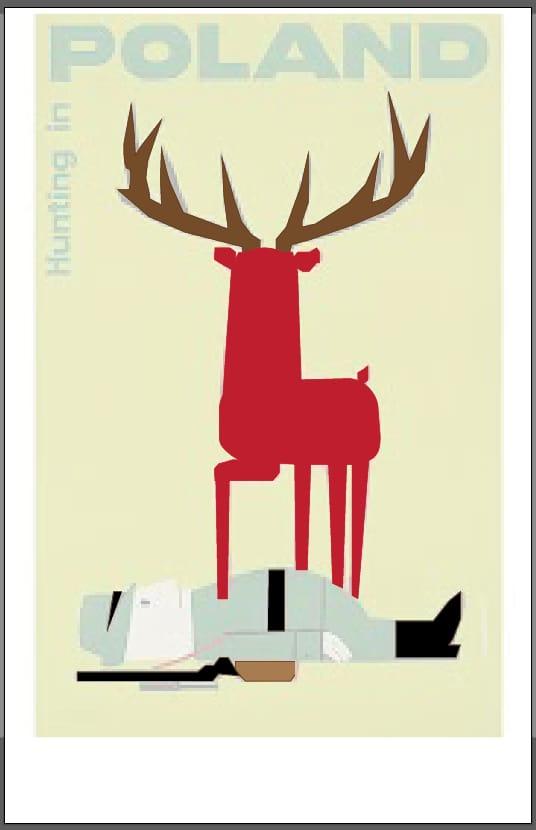 Deer Barrel Polka - image 1 - student project