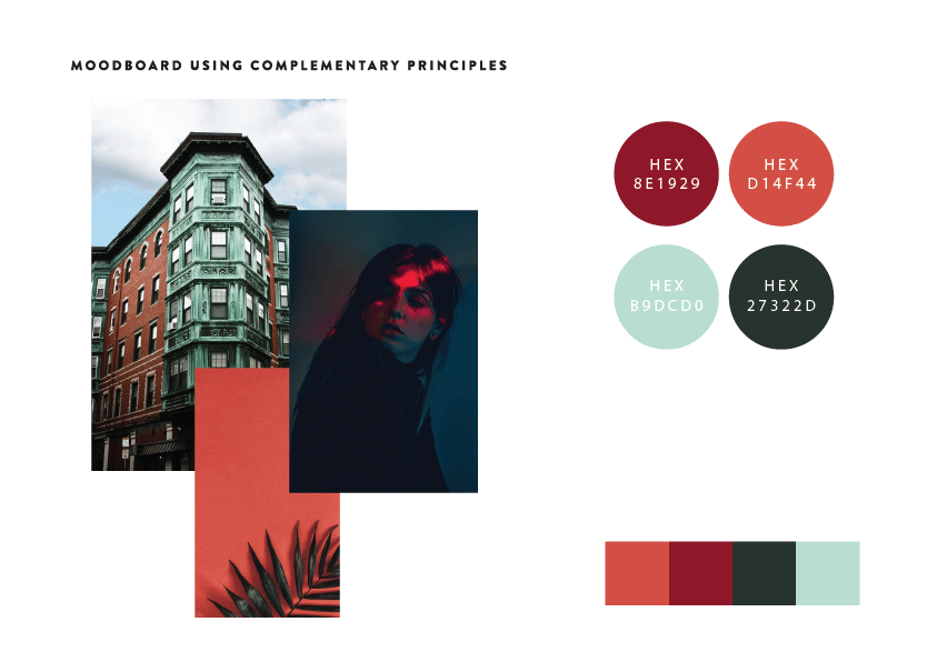moodboards - image 3 - student project