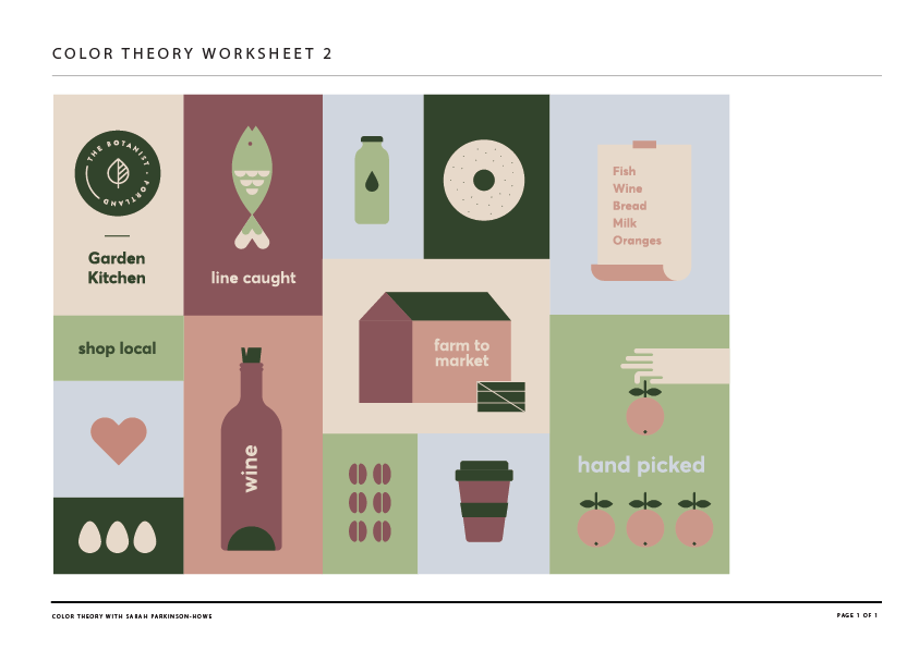 moodboards - image 2 - student project